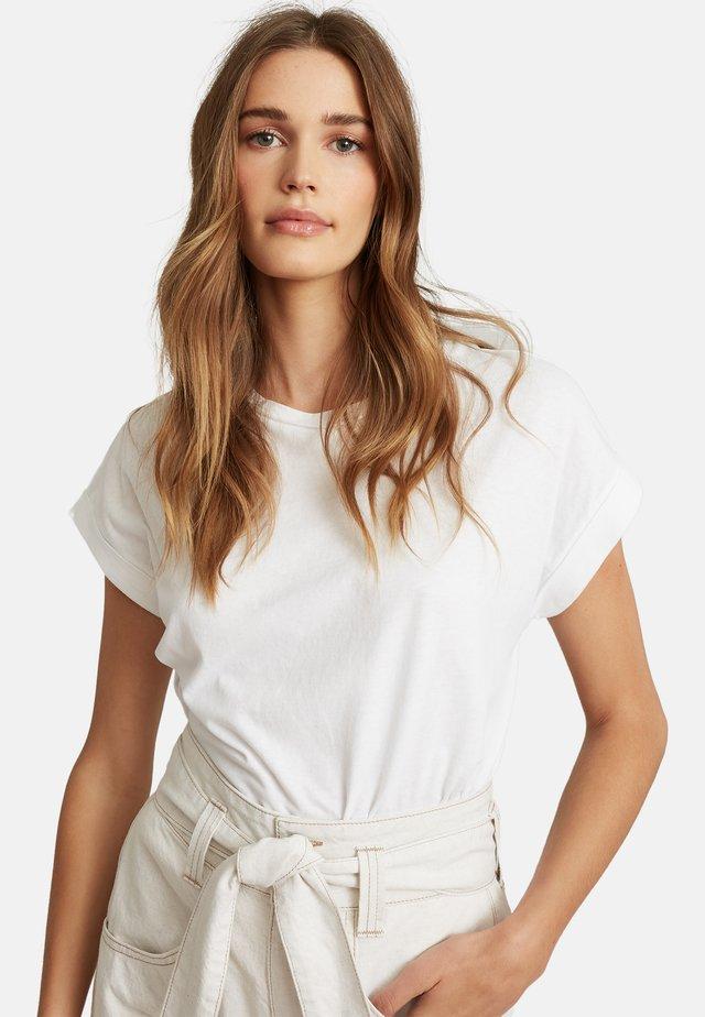 TEREZA - Basic T-shirt - white
