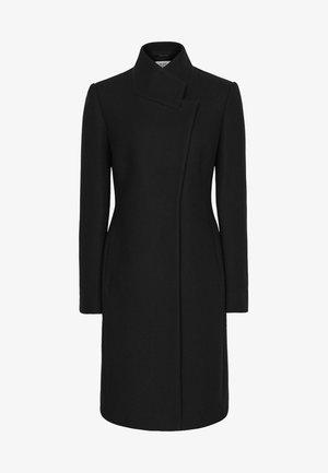 MAYA - Classic coat - black