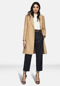 Reiss - Classic coat - taupe - 1