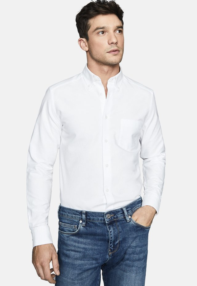 GREENWICH - Shirt - white