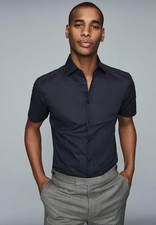 EDDIE - Shirt - navy blue