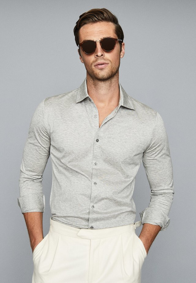HENDON - Shirt - grey