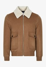RIVET - Bomber Jacket - stone/brown