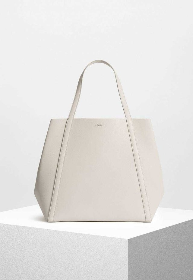 NORTON - Tote bag - off white