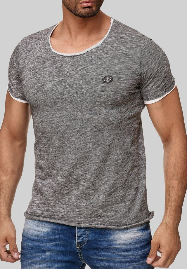 PHILADELPHIA  - Print T-shirt - schwarz