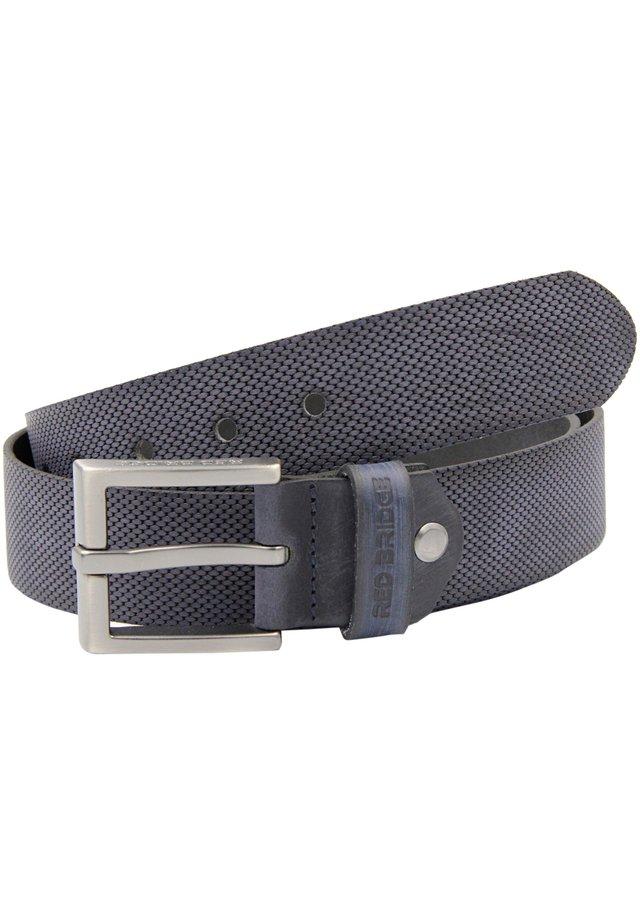 Belt - navyblue