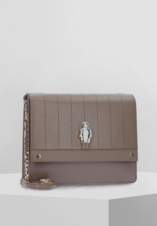 DAUPHINE  - Across body bag - brown