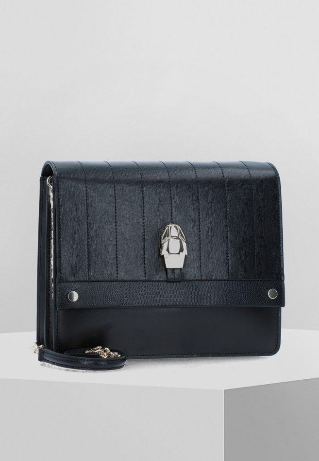 CLASS Roberto Cavalli - DAUPHINE  - Sac bandoulière - black