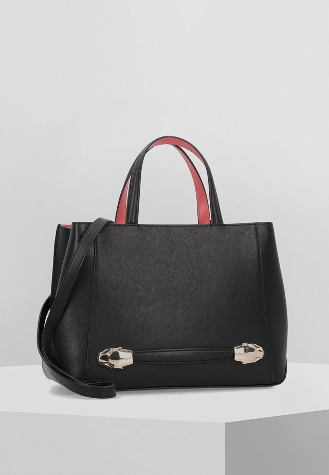 LEILA - Handbag - black