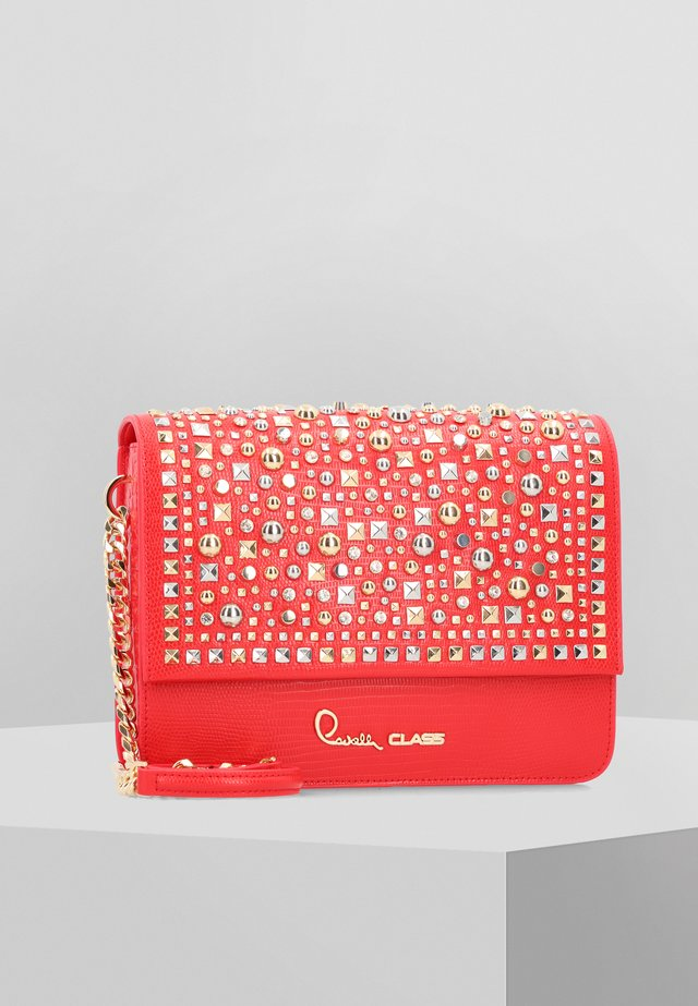 MILANO - Across body bag - red