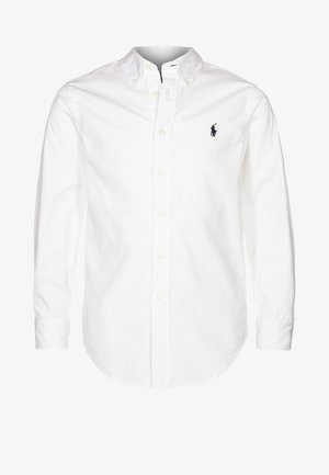 CUSTOM FIT - Shirt - white