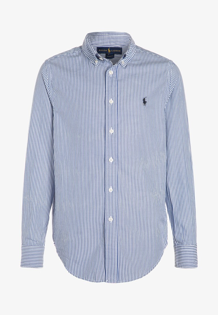 Polo Ralph Lauren - CUSTOM FIT BLAKE - Shirt - blue/white