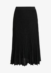 Derhy - OAKLAND - A-line skirt - black - 4