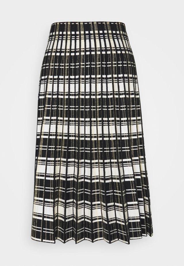 PHEDRE JUPE - A-line skirt - black