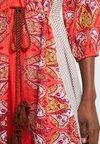 Derhy - FLOCON ROBE - Robe d'été - off whitered