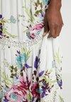 Derhy - FLORAISON ROBE - Maxi dress - white