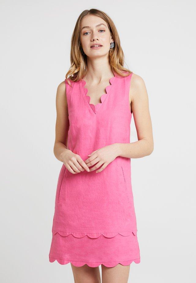 EDITION ROBE - Korte jurk - pink