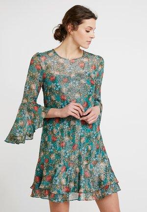 FULL - Vestido informal - green