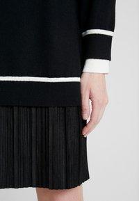 Derhy - NEIGES - Jumper dress - black - 6
