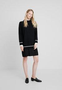 Derhy - NEIGES - Jumper dress - black - 2