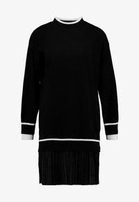 Derhy - NEIGES - Jumper dress - black - 5