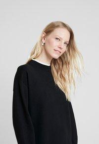 Derhy - NEIGES - Jumper dress - black - 4