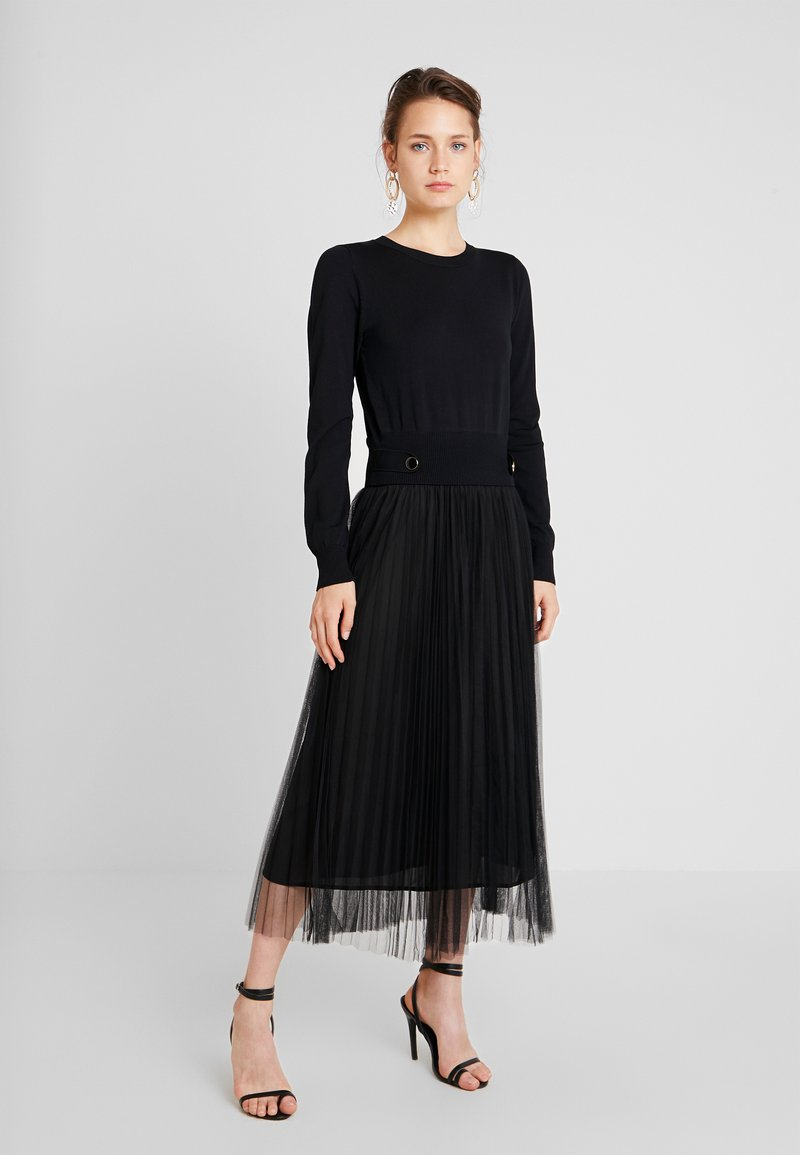 Derhy - NATION - Maxikleid - black