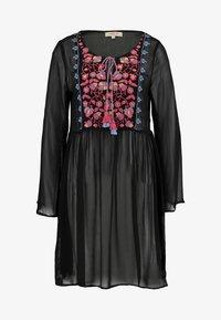 Derhy - MAITRISE - Robe d'été - black - 4