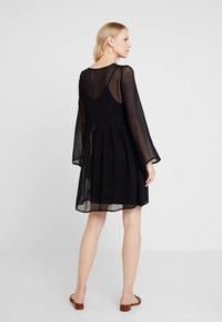 Derhy - MAITRISE - Robe d'été - black - 3