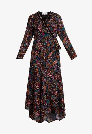 BEBOP - Robe longue - black
