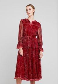 Derhy - BAROCO - Vestido informal - red - 0