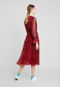 Derhy - BAROCO - Vestido informal - red - 2