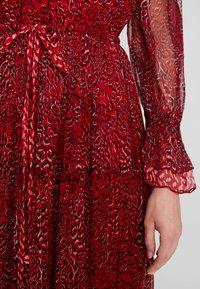 Derhy - BAROCO - Vestido informal - red - 5