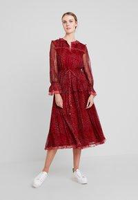 Derhy - BAROCO - Vestido informal - red - 1