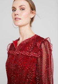 Derhy - BAROCO - Vestido informal - red - 3