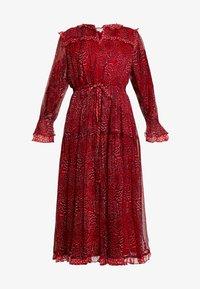 Derhy - BAROCO - Vestido informal - red - 4