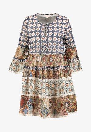 CABOLLETO ROBE - Korte jurk - beige