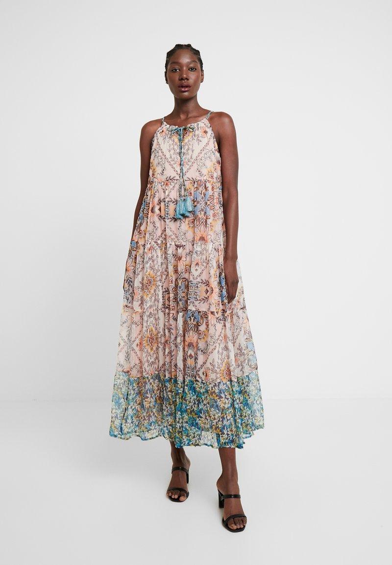 Derhy - CABOCHON ROBE - Maxi šaty - beige