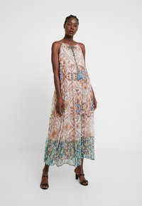 Derhy - CABOCHON ROBE - Maxi šaty - beige - 2