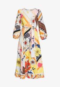 Derhy - CABOTEUR - Korte jurk - yellow - 4