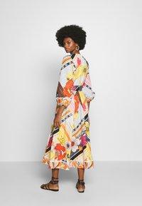 Derhy - CABOTEUR - Korte jurk - yellow - 2