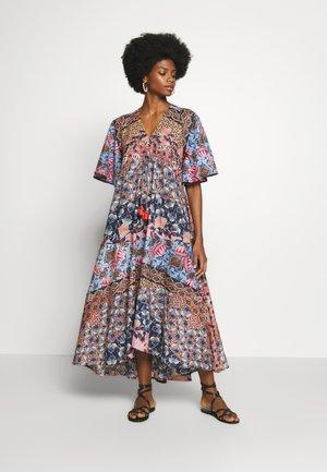 CARACAS - Maxi dress - blue