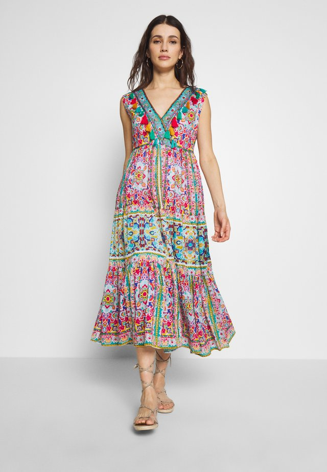 CACATOES - Maxikleid - turquoise