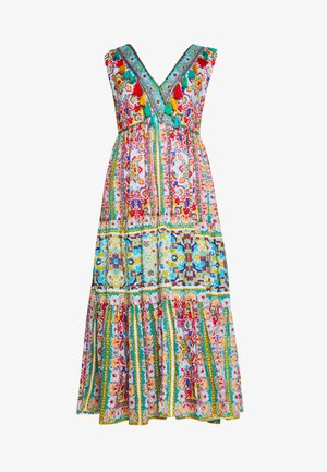 CACATOES - Długa sukienka - turquoise