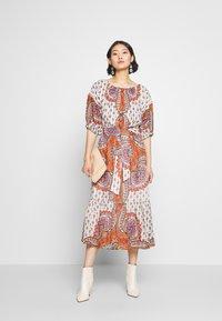Derhy - CABANON - Day dress - rust - 2