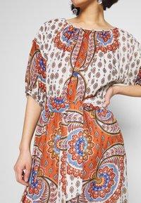 Derhy - CABANON - Day dress - rust - 7