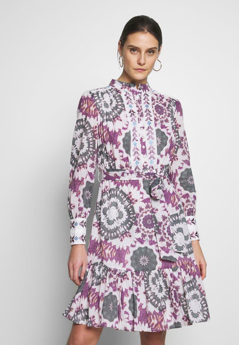 Derhy - CACOPHONIE - Day dress - lilac
