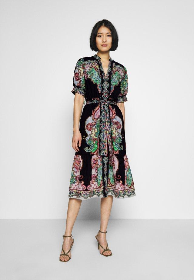 CALCAIRE - Sukienka letnia - black