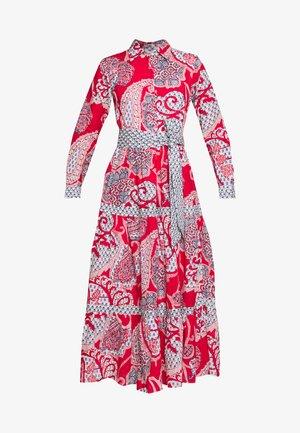 CAJUN - Vestido largo - red