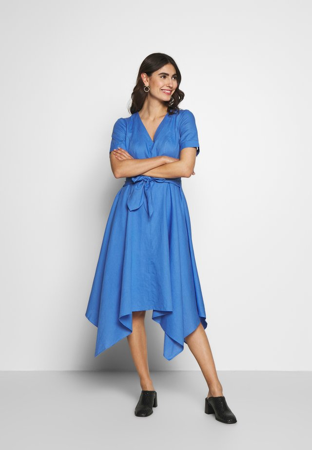ABORD - Day dress - blue